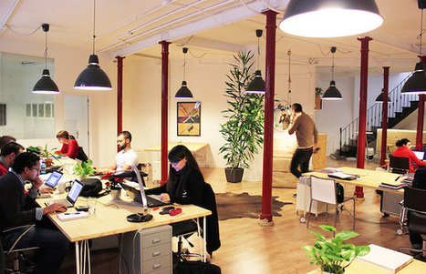 Coworking Spaces In India Are Thriving Like Startup Garages In the US - Dazeinfo (blog) | Benhil - Third Space | Scoop.it