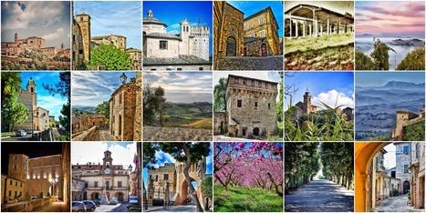 The Beautiful Valdaso in Italy in 2 Blog Posts full of great Tips | Italia Mia | Scoop.it