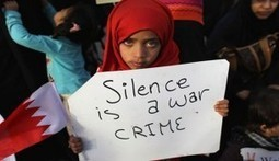 Inhuman zionist Bahrain Regime forces detained 214 kids in 2013: Report | Human Rights and the Will to be free | Scoop.it