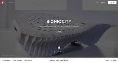 Bionic City magazine, June 2015 | Bionic City | Scoop.it