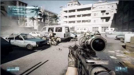 Battlefield 3: Look Past 'Realism'   Under the Radar   Battlefield 3 - What sets it apart from modern fps   Scoop.it