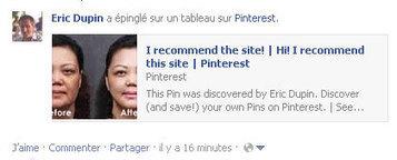 Mon compte Pinterest hacké (mais récupéré) | Social Media Curation par Mon Habitat Web | Scoop.it