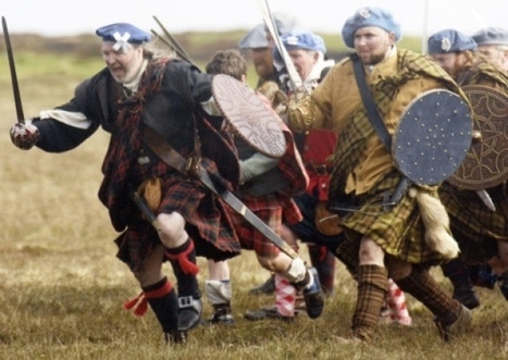 'Wild' Highlanders tamed by ideas of Enlightenment - Scotsman   Scottish Archaeology & History   Scoop.it