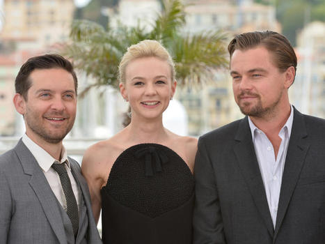 "Cannes Film Festival kicks off with ""The Great Gatsby"" 