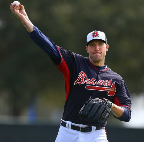 Braves reliever Johnson rocked in consecutive games - Atlanta Journal Constitution | CLOVER ENTERPRISES ''THE ENTERTAINMENT OF CHOICE'' | Scoop.it