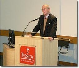 Zoom sur la conférence d'Éric de Montgolfier, Procureur Général de la Cour d'Appel de Bourges | Actualités ESSCA | Scoop.it