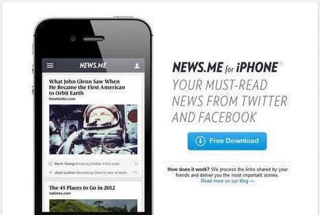 10 servicios para curar contenido de social media y noticias | GeeksRoom | Cajón de sastre Web 2.0 | Scoop.it