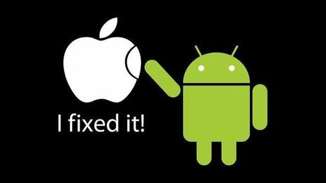 Apple Planning to Launch Android Phone! | mobile app development | Scoop.it