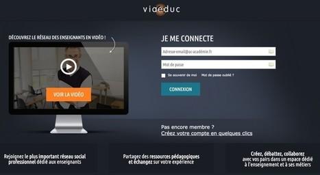 Viaeduc. Le réseau social professionnel pour tous les enseignants | Les outils du Web 2.0 | Scoop.it