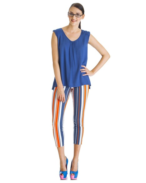 Buy the 'cobalt thunder' top for women, only from Stylista   Stylista   Scoop.it