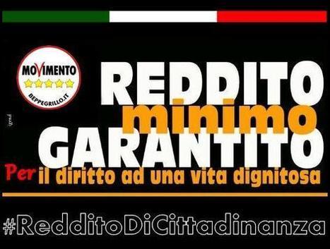 #Marcia5Stelle per il Reddito di Cittadinanza, prima tappa: Bolzano | I THINK AND I SHARE | Scoop.it