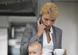 Working mothers urged to drop guilt as study finds kids do fine | It's Show Prep for Radio | Scoop.it