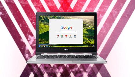 Acer Unwraps a 13-Inch Convertible Chromebook R13 - OMG! Chrome! | Nerd Vittles Daily Dump | Scoop.it