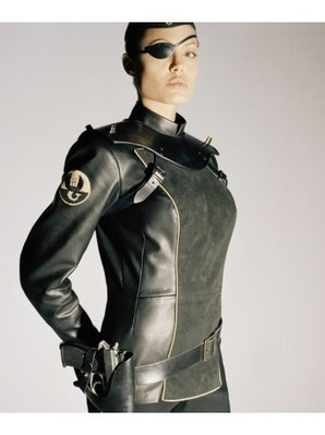 Sky Captain and The World of Tomorrow Leather Jacket | Angelina Jolie Jacket | Women's Jackets | Scoop.it