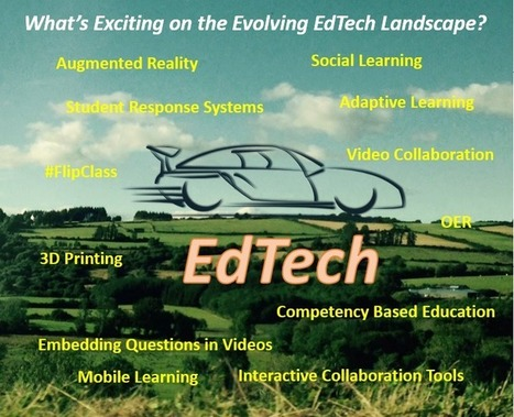 12 Emerging Educational Uses of Technology That Are Most Exciting Right Now | high school libraries | Scoop.it