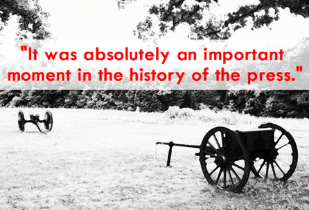 Futurity.org – How the US Civil War changed journalism | mojo 3 | Scoop.it