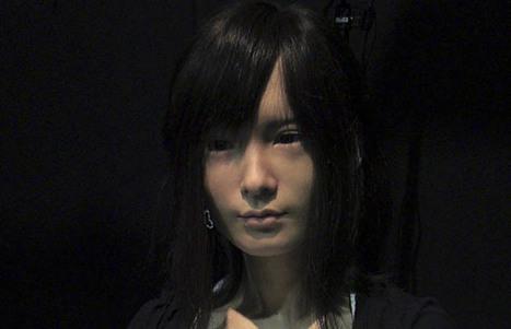 Asuna, l'androïde hyperréaliste venu du Japon   Futusrism   Scoop.it