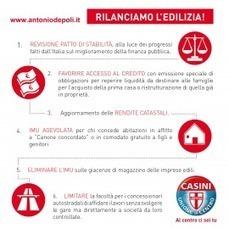 Infografica: Rilanciamo l'edilizia! - Blog di Antonio De Poli | Infografica: Rilanciamo l'edilizia! | Scoop.it