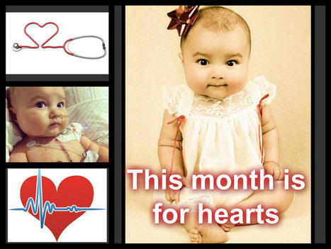 CHD Awareness Month | Heart diseases and Heart Conditions | Scoop.it