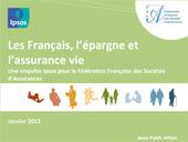 Sondage : les Français, l'épargne et l'assurance vie | Revue de presse épargne | Scoop.it