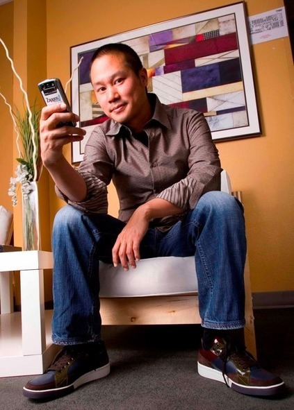 Expert Review: Tony Hsieh on The End of Business as Usual - Brian Solis | Entrepreneurship, Innovation | Scoop.it