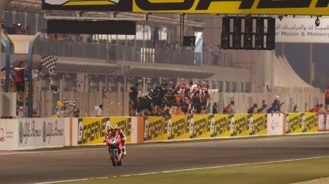 WorldSBK: Davies Dominates the Desert Showdown in Qatar | Ductalk Ducati News | Scoop.it