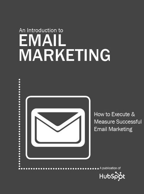 Free Ebook: An Introduction to Email Marketing | Time to Learn | Scoop.it