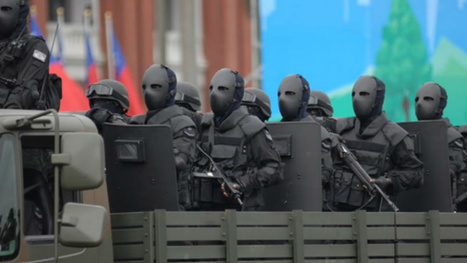 Taiwan's New Special Forces Uniforms Are Wearable Nightmare Fuel | Airsoft Showoffs | Scoop.it