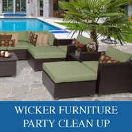 St. Patrick's Day Wicker Clean Up - Design Furnishings   Outdoor Furnishings   Scoop.it