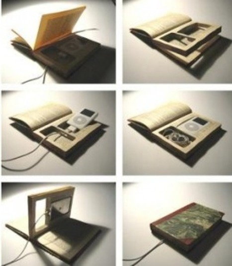 9 Cool Things to Do With Old Books » Written Word | Crafts to Try | Scoop.it