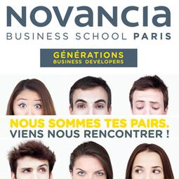 Conférences orientation   Revue de presse de Novancia Business School Paris   Scoop.it