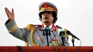Gaddafi minister sentenced to death   Political Conflict   Scoop.it