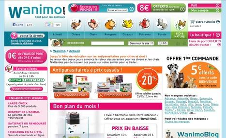 Wanimo.com est racheté 18 millions d'euros | Actualité de l'E-COMMERCE et du M-COMMERCE | Scoop.it