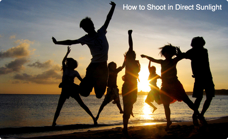 How to Shoot in Direct Sunlight | For the love of Photography | Scoop.it