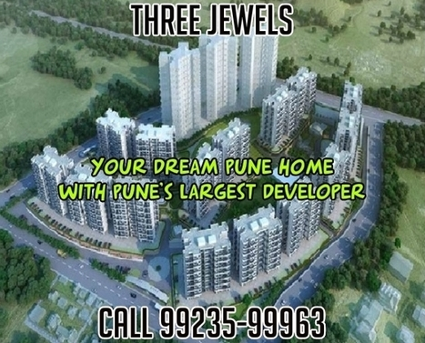 Three Jewels Pune | real estate | Scoop.it
