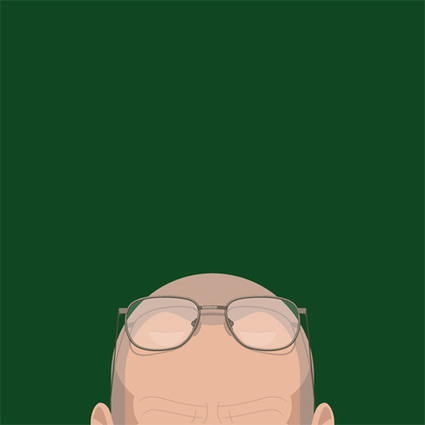 Notorious Baldies - Fernando Perottoni | Nerd & Geek Stuff | Scoop.it