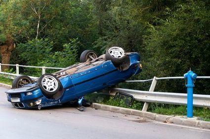 Rollover Accident Attorney in California | California Car Accident and Injury Attorney News | Scoop.it