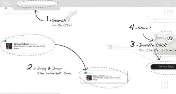 Faites de la curation de contenu Twitter avec Map it out ! | Curation, Veille et Outils | Scoop.it