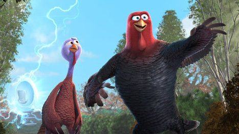 'Free Birds,' With Voices of Woody Harrelson and Owen Wilson - New York Times | Entertainment | Scoop.it
