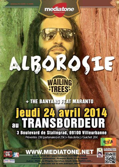 The Banyans feat maranto + WAILING TREES +ALBOROSIE | Wailing Trees | Scoop.it