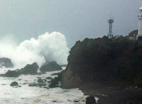 Le typhon s'éloigne du Japon et épargne Fukushima | Le Matin | Japon : séisme, tsunami & conséquences | Scoop.it