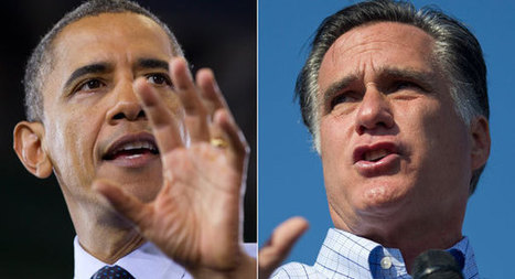 Sunday: Obama, Romney camps see eye to eye on shape of race | Frederickersburg, Texas | Scoop.it
