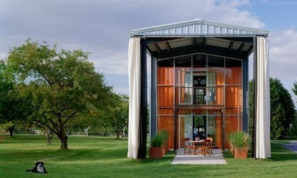 Farsi una casa con i container | innovation urbanistique | Scoop.it