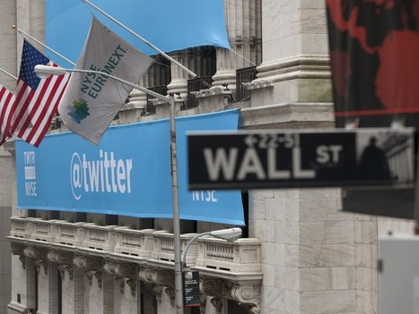 Stock Soars 30 Percent as Twitter Beats Street on Q2 User Growth, Revenue and Even Turns in a Profit | Big Data Analysis in the Clouds | Scoop.it