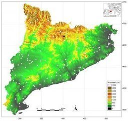 Combining Remote Sensing and GIS Climate Modelling to Estimate Daily Forest Evapotranspiration in a Mediterranean Mountain Area | Remote Sensing & Plants | Scoop.it
