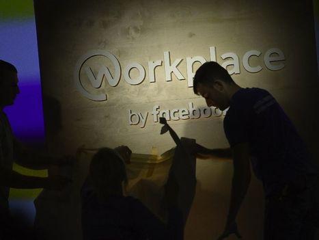 Facebook lance Workplace, réseau social privé payant pour les entreprises | Actualité Social Media : blogs & réseaux sociaux | Scoop.it