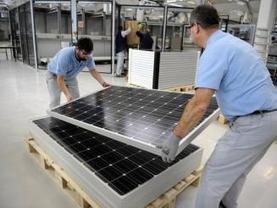 Photovoltaïque : un bonus pour le made in Europe   Mise en valeur de l'offre sur les panneaux solaires   Scoop.it