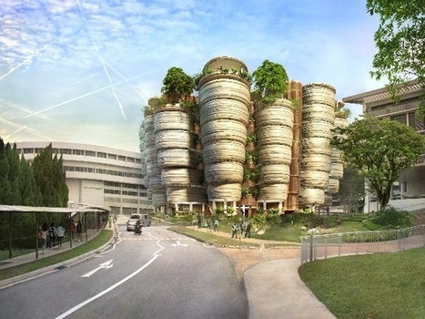 'How we designed a university without corridors on a car park budget' | SCUP Links | Scoop.it