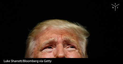 Trump, the Man and the Image | Political Agendas | Scoop.it