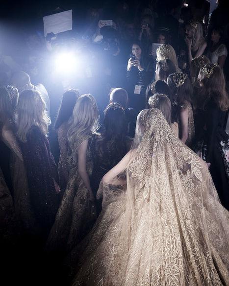 La démocratisation par l'image de la haute couture | INTERSTYLEPARIS  Fashion News | Scoop.it